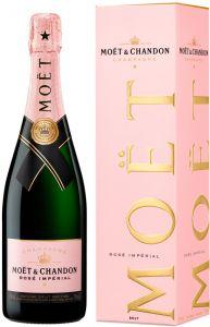 [kuva: Moët & Chandon Rosé Impérial Champagne Brut(© Alko)]