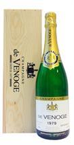 [kuva: de Venoge Millésimé Champagne Brut 1979(© Alko)]