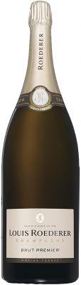 [kuva: Louis Roederer Brut Premier Champagne Brut, Metuselah(© Alko)]