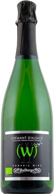 [kuva: Wolfberger (W) Crémant d'Alsace Organic Brut]