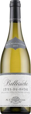 Chapoutier Belleruche Côtes-du-Rhône Blanc 2017
