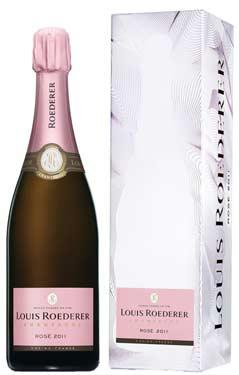 [kuva: Louis Roederer Rosé Champagne Brut 2012(© Alko)]