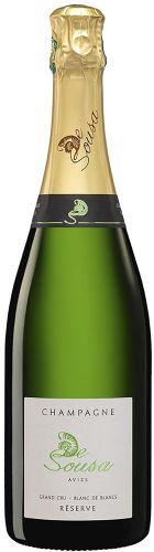[kuva: De Sousa Grand Cru Blanc de Blancs Champagne Brut 2012]