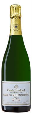 [kuva: Charles Heidsieck Blanc des Millenaires Champagne Brut 1983(© Alko)]