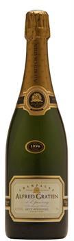 [kuva: Alfred Gratien Millésime Champagne Brut 1996(© Alko)]