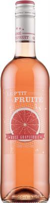 [kuva: Le P'tit Fruité Rosé Grapefruit(© Alko)]
