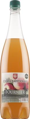 [kuva: Fournier Cidre Traditionnel Brut  muovipullo(© Alko)]