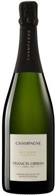 [kuva: Francis Orban Vieilles Vignes Réserve Champagne Brut(© Alko)]