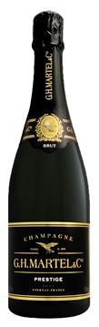 [kuva: G.H. Martel & Co Prestige Champagne Brut(© Alko)]