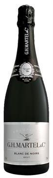 [kuva: G.H. Martel&C? Champagne Blanc de Noirs Brut(© Alko)]