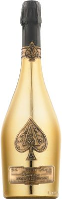 [kuva: Armand de Brignac Gold Champagne Brut(© Alko)]