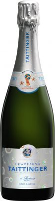 [kuva: Taittinger Réserve Official FIFA World Cup Champagne Brut(© Alko)]