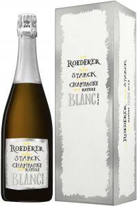 [kuva: Louis Roederer Philippe Starck Champagne Brut Nature 2012(© Alko)]