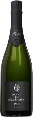 [kuva: Charles Heidsieck Blanc des Millenaires Champagne Brut 2004(© Alko)]