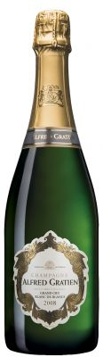 [kuva: Alfred Gratien Blanc de Blancs Champagne Brut 2008(© Alko)]