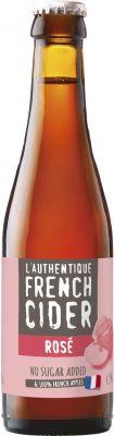 [kuva: Val de France L'Authentique French Cider Rosé(© Alko)]