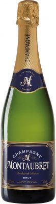 [kuva: Montaubret Champagne Brut(© Alko)]