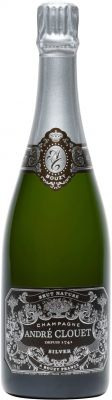 [kuva: André Clouet Silver Champagne Brut Nature(© Alko)]