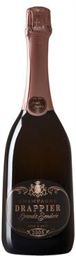 [kuva: Drappier Grande Sendrée Rosé Champagne Brut 2010(© Alko)]