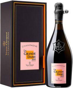 [kuva: Veuve Clicquot La Grande Dame Rosé Champagne Brut 2008(© Alko)]