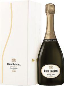 [kuva: Dom Ruinart Blanc de Blancs Champagne Brut 2007(© Alko)]