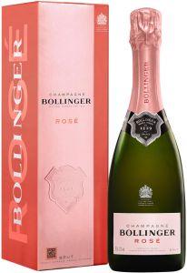 [kuva: Bollinger Rosé Champagne Brut(© Alko)]