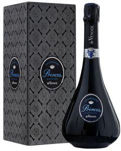 [kuva: de Venoge Princes Blanc de Noirs Champagne Brut(© Alko)]