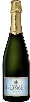 [kuva: Delamotte Champagne Brut(© Alko)]