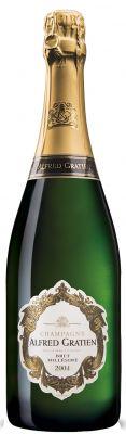 [kuva: Alfred Gratien Millésime Champagne Brut 2004(© Alko)]