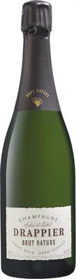 [kuva: Drappier Champagne Brut Nature(© Alko)]