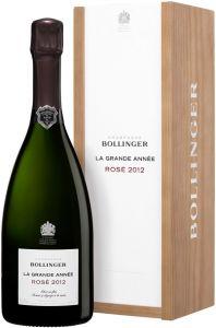 Bollinger La Grande Année Rosé Champagne Brut 2007