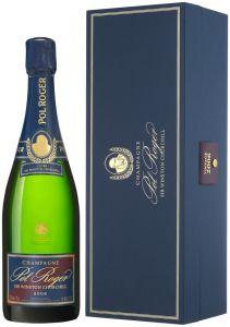 [kuva: Pol Roger Cuvée Sir Winston Churchill Champagne Brut 2008(© Alko)]