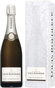 [kuva: Louis Roederer Blanc de Blancs Champagne Brut 2011(© Alko)]