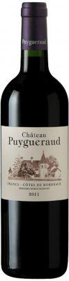 [kuva: Château Puygueraud Rouge 2011(© Alko)]