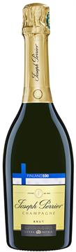 [kuva: Joseph Perrier Cuvée Royale Finland 100 Champagne Brut(© Alko)]