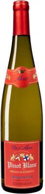 [kuva: Bestheim Pinot Blanc Premium Réserve 2017(© Alko)]