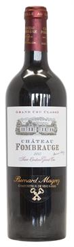 Chateau Fombrauge 2012