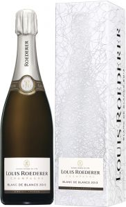 [kuva: Louis Roederer Blanc de Blancs Champagne Brut 2013(© Alko)]