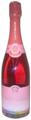 [kuva: Taittinger Nocturne Special Edition Rosé Champagne Sec(© Alko)]