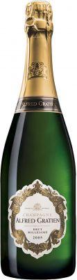 [kuva: Alfred Gratien Millésimé Champagne Brut 2005(© Alko)]