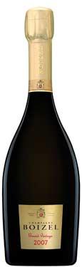 [kuva: Boizel Grand Vintage Champagne Brut 2007(© Alko)]