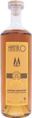 [kuva: Hanko 5 Star Cognac Braastad(© Alko)]