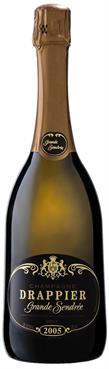 [kuva: Drappier Grande Sendrée Champagne Brut 2008(© Alko)]