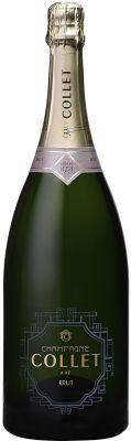[kuva: Collet Champagne Brut Magnum(© Alko)]