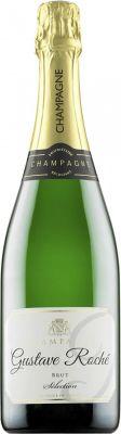 [kuva: Gustave Roché Champagne Brut(© Alko)]