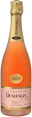 [kuva: Dumangin Premium Rosé de Saignée Champagne Extra Brut 2008(© Alko)]