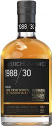 [kuva: Bruichladdich Rare Cask Series Bourbon The Untouchable Islay Single Malt 1988]