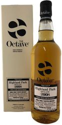 [kuva: The Octave Highland Park 2008 Single Cask Single Malt]