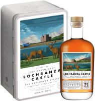 [kuva: The Arran Lochranza Castle 21 Year Old Single Malt]