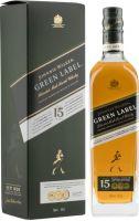 [kuva: Johnnie Walker Green Label 15 Year Old Blended Malt]